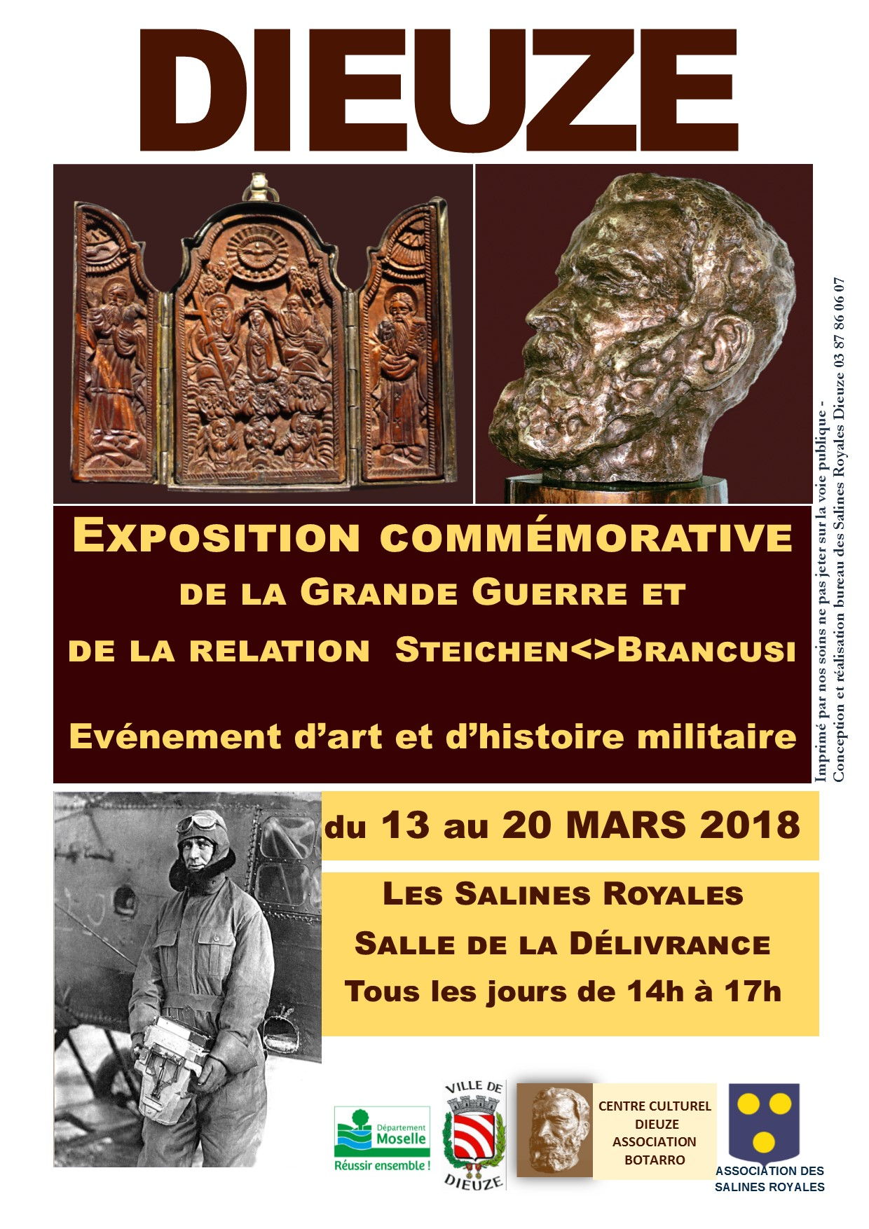 EXPOSITION GDE GUERRE MARS 2018