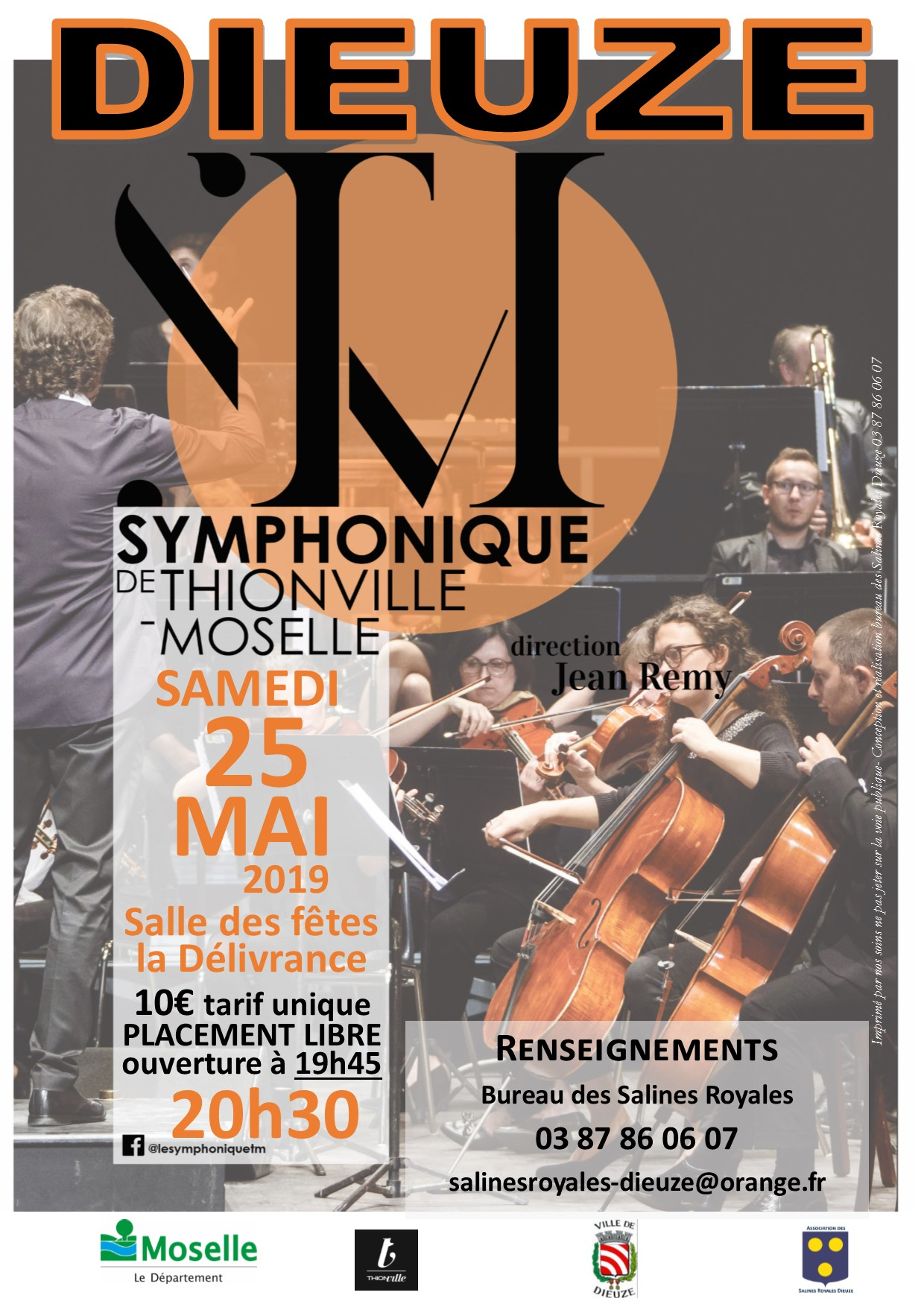 FLYER SYMPHONIQUE THIONVILLE 25 MAI 2019