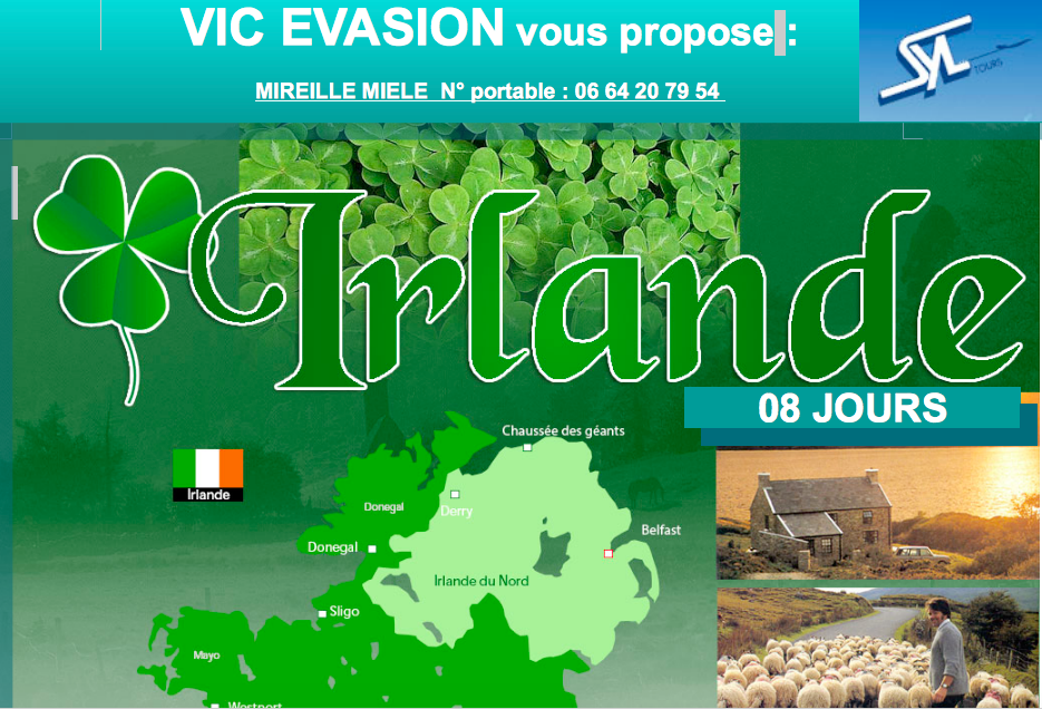 irlandevicevasion
