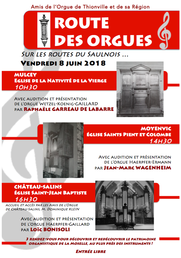 routedesorgues